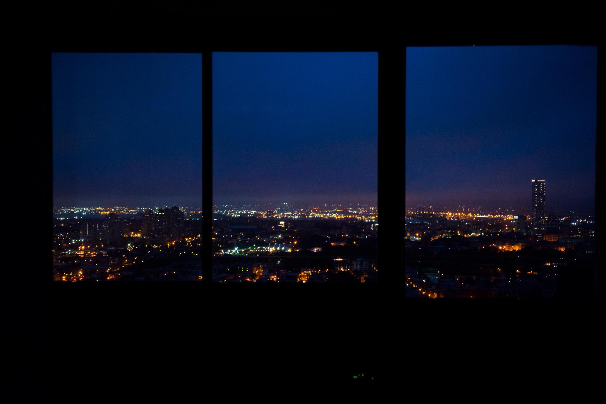 New York II: Overnatting