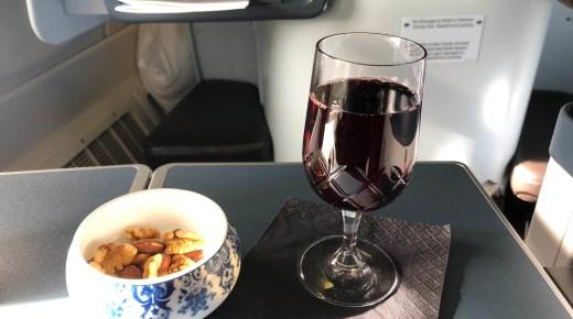 Fly med 747 i andre etasje – check! Business med KLM.