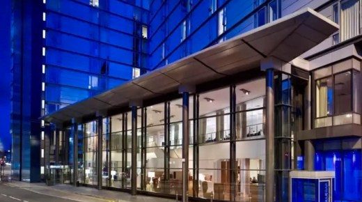 9: Ukens hotell – DoubleTree by Hilton i Manchester