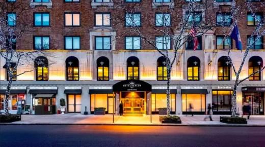 12: Ukens hotell – Hotel The Beacon i New York