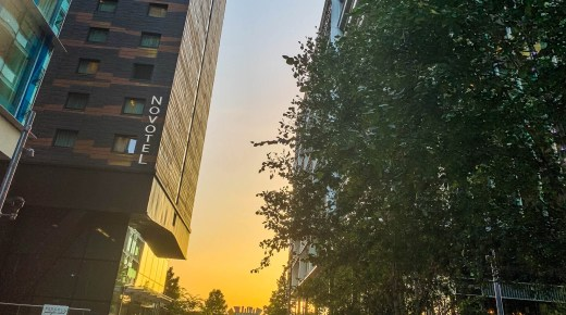 Hotelltest: Novotel London Paddington