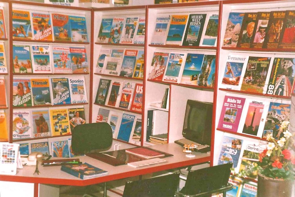 Reisebüros in Issum
