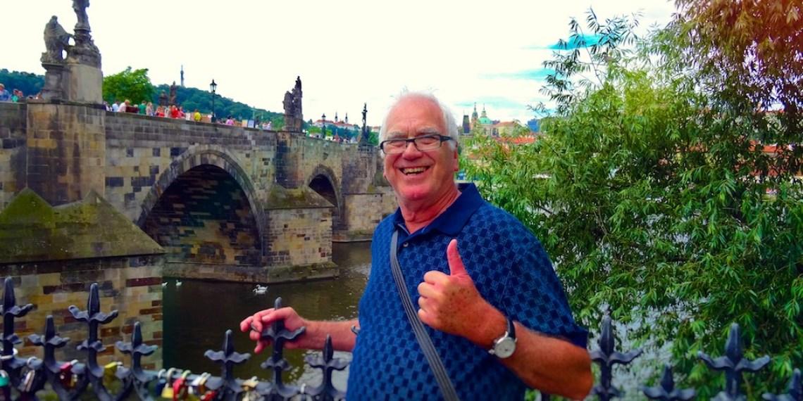 Reisebüro Leurs in Prag