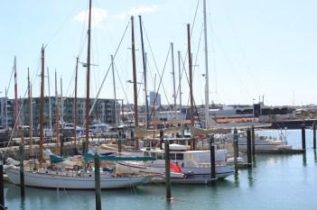 Jachthafen von Auckland