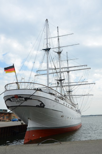 Segelschulschiff Gorch Fock I