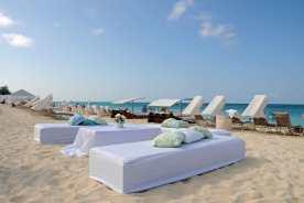 Was für ein Leben - der Strand vom Ritz Carlton, Grand Cayman