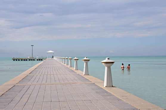 Romantischer geht's kaum - Rum Point auf Grand Cayman