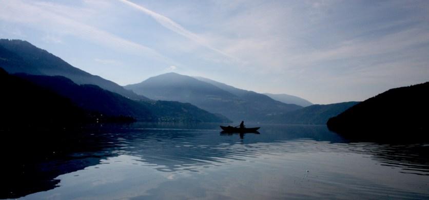 Buchtenwandern, Millstätter See, Reiseblog, Millstätter See Sommer, Geheimtipp