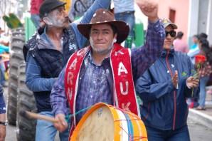 Taita_Carnaval Umzug Karneval Ecuador San Miguel Bolívar