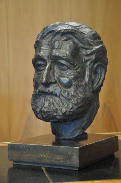 Hemingway-Büste