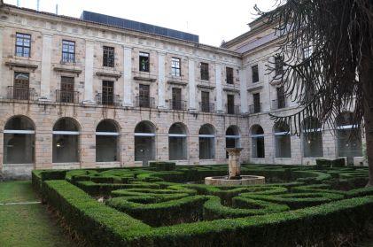 Kloster Cangas del Narcea Parador