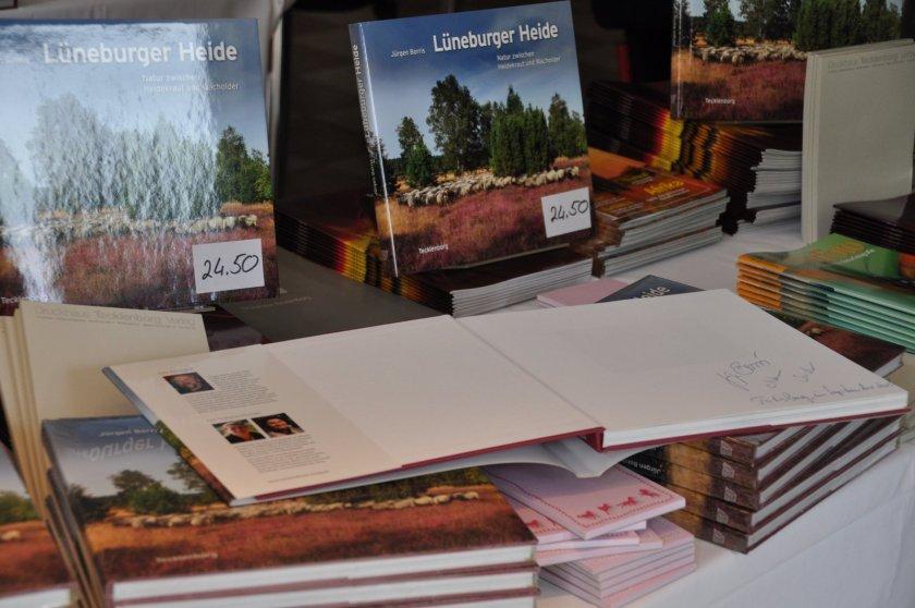Lünebugre Heide Foto Bildband