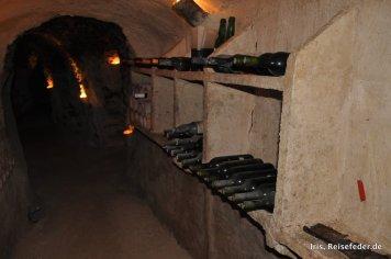 Höhlengang Albalate de las Nogueras