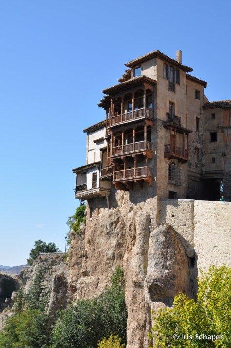 Casas Colgadas Hängende Häuser in Cuenca