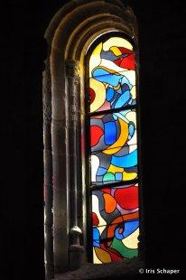 Fenster Kathedrale Cuenca1