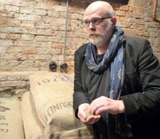 Matts Johansson, Besitzer von Da Matteo