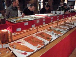 Fisch für Genießer im Sjömagasinet