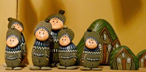 Trolle und Elfen - immer in Island