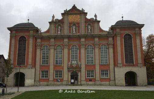 Die barocke Trinitatiskirche