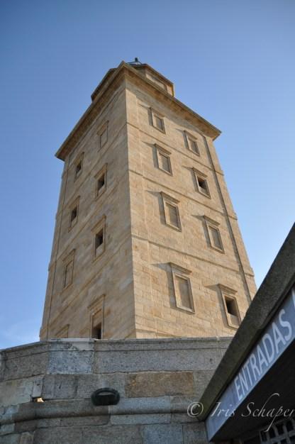 Eingang Herkulesturm
