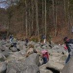 Odenwald: Abtauchen im Lautertaler Felsenmeer