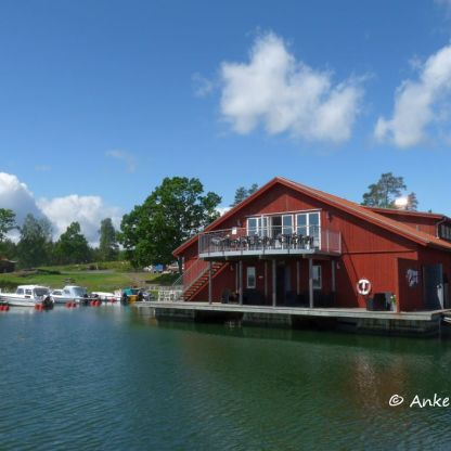 Östergötland_Reisefeder_Skärgardsbyn_Schweden