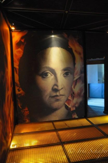Hexenausstellung auf der Riegersburg Katharina Paldauf