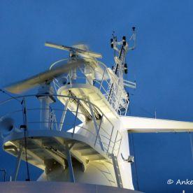 Der Schiffsradar