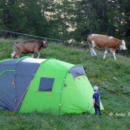Tirol Benstem Reisefeder Zelte