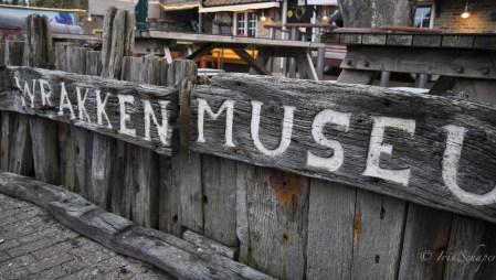 Wrackmuseum auf Terschelling