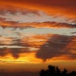 Himmel als Leinwand: Wenn Engel malen…