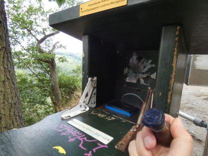 Bodetal Harzer Wandernadel Wanderung Benstem Reisefeder