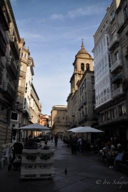 Altstadt von Ourense