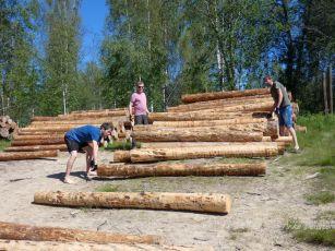 Värmland Visit Sweden Floß Klarälven 9
