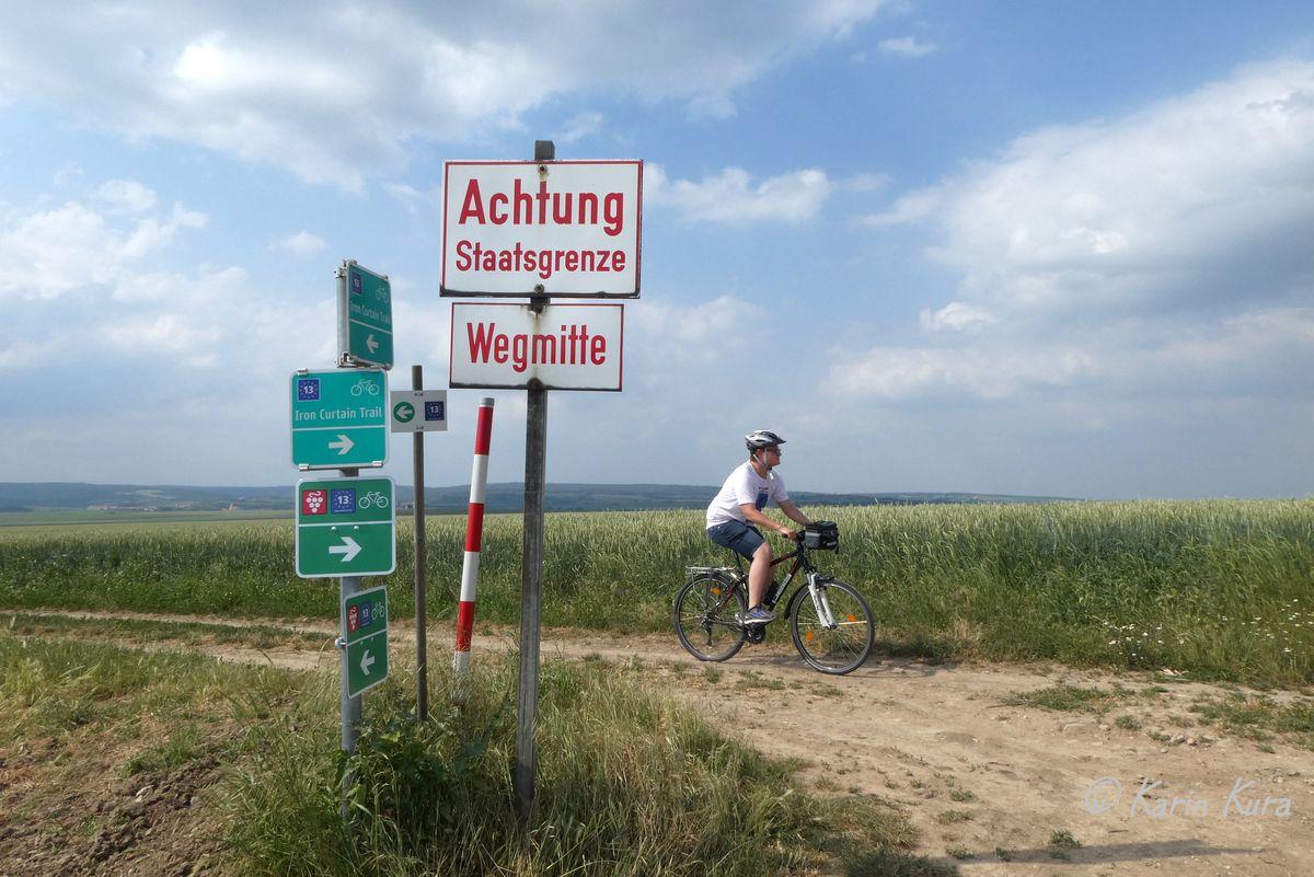 Eiserner Vorhang: Spurensuche im Grenzgebiet Tschechien-Österreich
