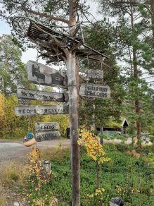 14 Engholm Husky-Lodge Norwegen Finnmark Benstem Reisefeder