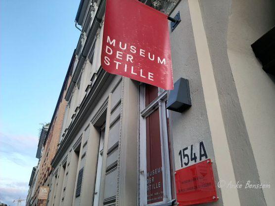 Reisefeder Benstem Stadtabenteuer Berlin Museum der Stille 3