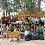 Trash Heroes in Thailand: Mit Cleanups gegen den Plastikmüll