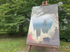 4 Reisefeder Jasmund Benstem Nationalpark
