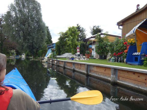 Reisefeder Benstem Berlin auf dem Wasser 15