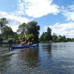 Nah am Wasser gebaut: Paddeln in Berlin
