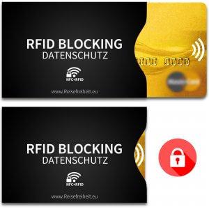 RFID Schutzhülle