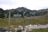 Durmitor-Nationalpark in Montenegro