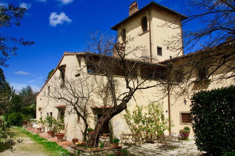 Villa il Paradisino i Sesto Fiorentino