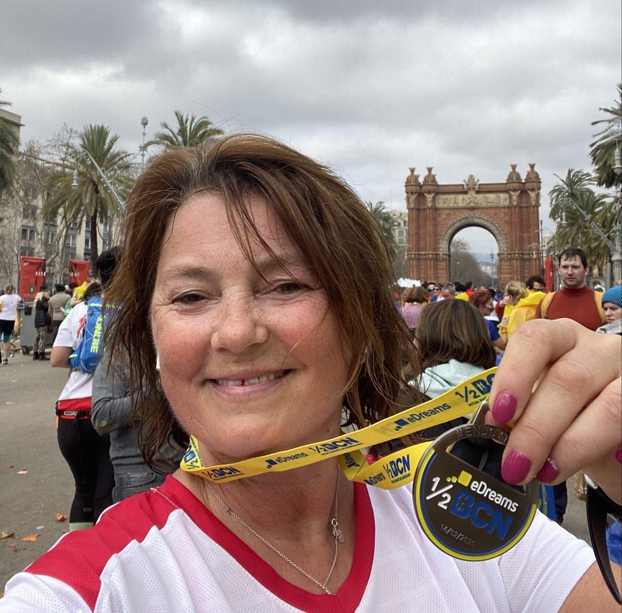 halvmaraton barcelona