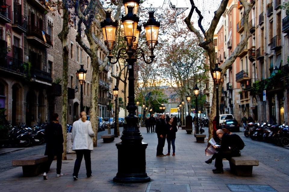 Barcelona smug