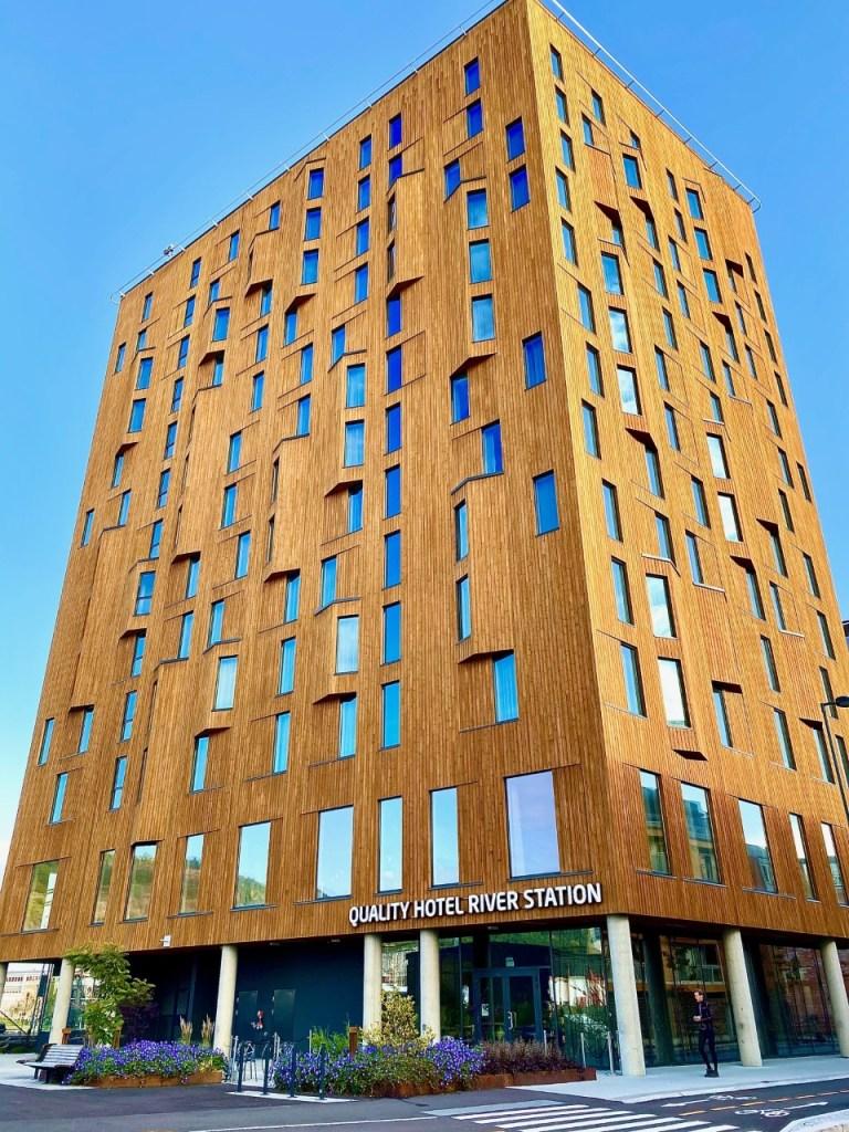 Clarion Hotel River Station Drammen