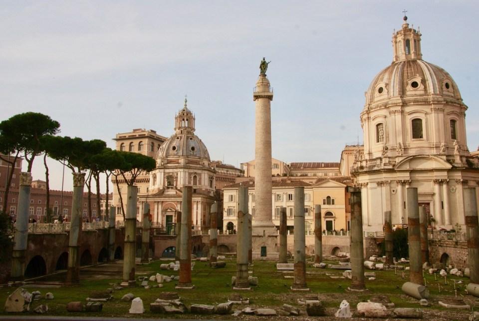 Rorum Romanum i Roma