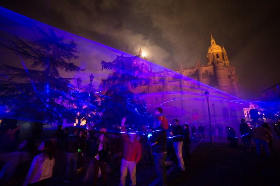 Nightlife in Salamanca
