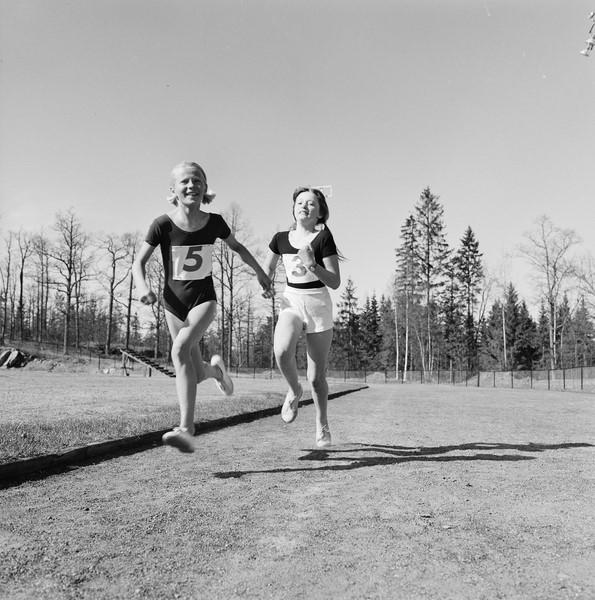 Oslo løpejenter 60 tallet